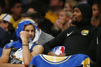 Steph Curry Responds To Kevin Durant's Decision To Leave Warriors: Watch