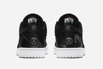PSG x Air Jordan 1 Low Release Date Officially Revealed: Detailed Look