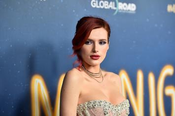 "Bella Thorne''s Directorial Debut Will Be An ""Ethereal Film"" On Pornhub"