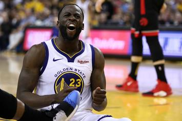 "Draymond Green Comments On NCAA's ""Rich Paul Rule"" Decision: Watch"