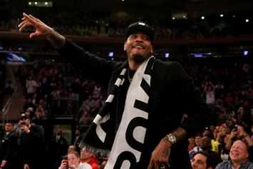 Carmelo Anthony & Nets Players Have Reportedly Worked Out Together