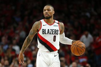 Damian Lillard Shouts Out Donald Glover After Fan Compares Their Careers