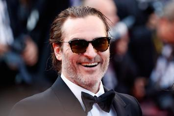 "Joaquin Phoenix Breaks Down Origin Of His ""Joker Laugh"""