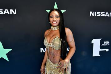 "Megan Thee Stallion Puts On For Academic Baddies With ""Hot Nerd Fall'"