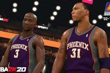 "NBA 2K20 Announces Six New ""Classic Teams"": First Look"