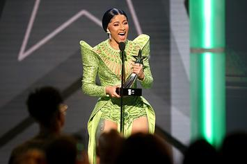 "Cardi B Applauds Jay-Z's NFL Deal, Thinks He Could ""Bring Back Colin Kaepernick"""