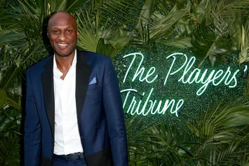 Lamar Odom Says He's Done Watching Porn