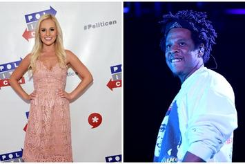"Tomi Lahren Slams Jay Z's NFL Partnership: ""How Do You Spell Sellout?"""