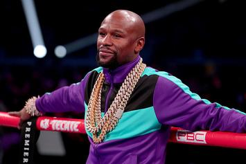 Floyd Mayweather Reveals He Made $2.2M For Teasing Pacquiao Rematch