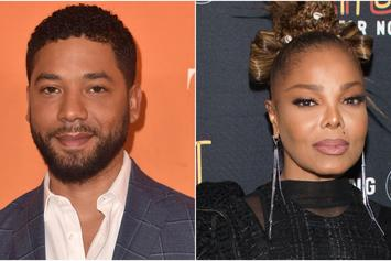"Jussie Smollett Links With Janet Jackson To Return Support During ""Metamorphosis"" Tour"