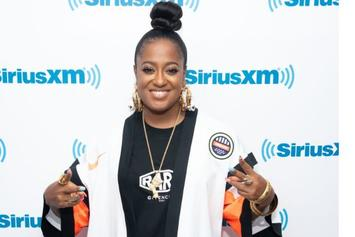 "Rapsody Admires Aaliyah's ""Tomboy Femininity"" & Wants To Redefine Sexy"