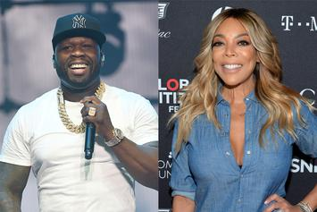 """50 Cent Instructed """"Power"""" Premiere Security To Not Let Wendy Williams In"""