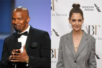 "Katie Holmes Reportedly Ended Relationship With Jamie Foxx Due To His ""Partying Ways"""