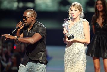 Taylor Swift Seemingly Shades Kanye West A Decade After VMA Fiasco On New Album