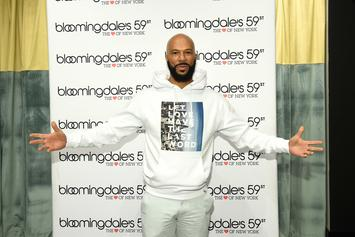 Common Explains Why He Decided To Never Use Homophobic Lyrics Again