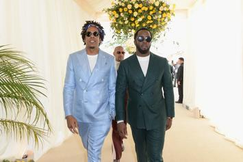 Diddy Goes On Long-Winded Twitter Spree About Jay-Z & The NFL