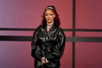 Rihanna's Savage X Fenty Lingerie Fashion Show Will Be Streamable On Amazon