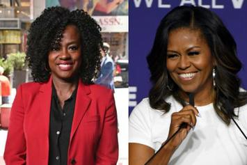 "Viola Davis Set To Portray Michelle Obama In Upcoming Series ""First Ladies"""