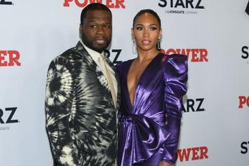 50 Cent's Girlfriend Shares Photo With Rapper, Fans Claim It's Not Him