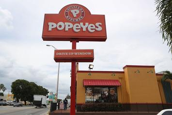 Popeyes Sells Out Of Chicken Sandwiches & Everyone Collectively Loses It