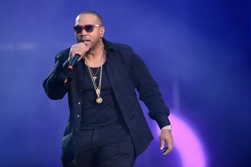 Timbaland Shows Off Pure Gains From Hitting The Gym & Dieting