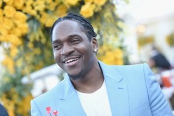 Pusha T Has Another Kanye West Produced Album On The Way