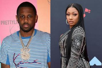 Fabolous Drives The Boat With Megan Thee Stallion, Gets Ridiculed