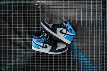 """Air Jordan 1 """"Obsidian/UNC"""" Releasing Today: Early Purchase Links"""