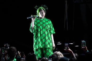 Billie Eilish Calls Out Magazine For Using Topless Photo Without Her Consent