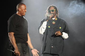 Snoop Dogg, Dr. Dre, Redman, & Method Man Connect In Throwback Pic