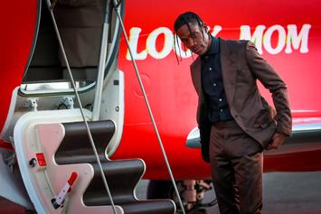 "Travis Scott Celebrates The Four-Year Anniversary Of Debut Album ""Rodeo"""