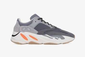 "Adidas Yeezy Boost 700 ""Magnet"" New Release Date Announced"