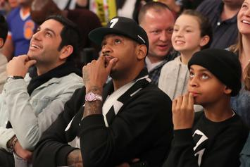 "Carmelo Anthony Referred To As A ""Dinosaur"" By Anonymous NBA Exec"