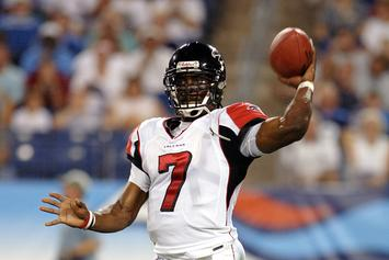 Mike Vick Returns As Playable Character In Madden 20
