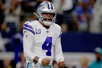 Jerry Jones Reveals Dak Prescott's Contract Extension Status