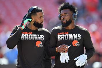 Titans' Delanie Walker Trolls Browns After Blowout Victory