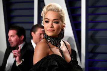 "Rita Ora Was ""Scared"" Of Losing Career During Legal Battle With Roc Nation"