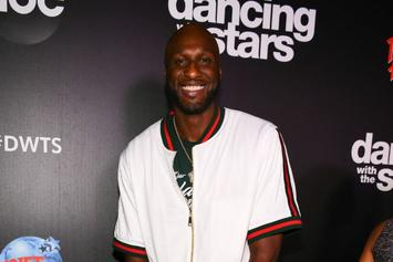 Lamar Odom Is Making His Return To Reality TV With GF Sabrina Parr