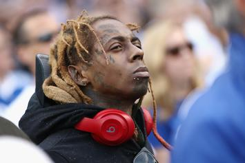 Lil Wayne Hands Out Icy Young Money Chains To His Entire Team: Report