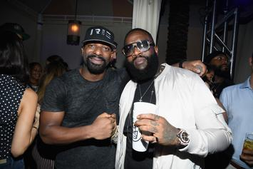"Rick Ross & DJ Irie Host Miami ""Party For A Cause"" Hurricane Dorian Fundraiser"