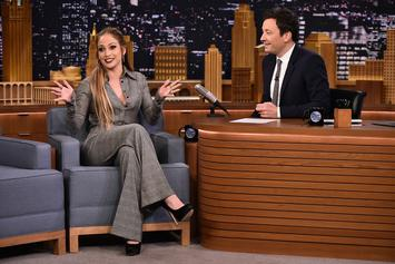 "Jennifer Lopez & Jimmy Fallon Impress With Their Knowledge Of ""Music Video Dancing"""