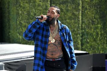 "Nipsey Hussle's ""Victory Lap"" Collaborator Sues Estate For Unpaid Royalties: Report"