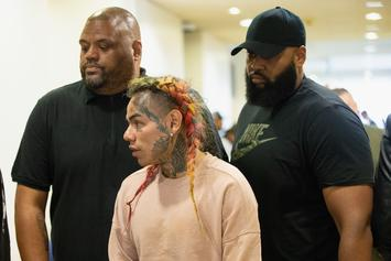 Tekashi 6ix9ine's Family Terrified For Their Lives & Will Not Appear In Court