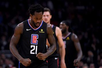 Clippers' Patrick Beverley Receives Multi-Year Sneaker Deal