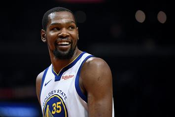 Kevin Durant Applauds Twitter User Who Trolled Him With Wendy's Meme