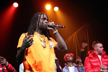 Chief Keef Seemingly Cuts His Dreads Off But Fans Aren't Buying It