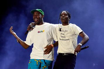 "Tyler, The Creator Brings A$AP Rocky For ""Who Dat Boy"" At MSG Show"