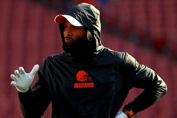 "Odell Beckham Jr. Shaded By Gregg Williams After ""Cheap Shot"" Remarks"