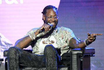 """2 Chainz Says Next Album Will Feature """"Undiscovered"""" Artists, Previews New Song"""