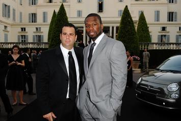 "50 Cent Continues To Torment Randall Emmett With Ruthless ""Men In Black"" Meme"